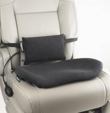Inline Seating & Lumbair on Car Seat